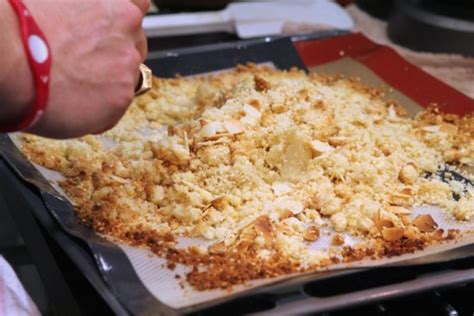 recette de p 226 te 224 crumble
