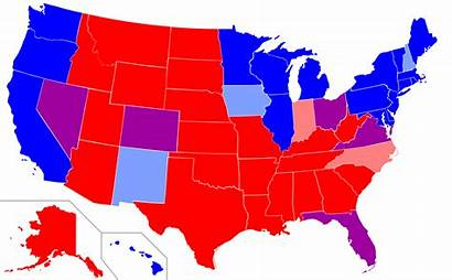 Presidential Election States Voting Trends 2000 State
