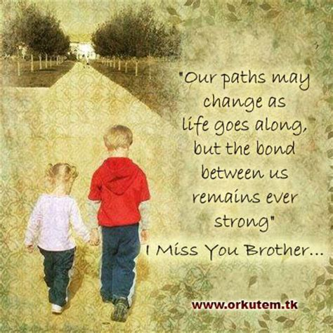 Missing Brother In Heaven Quotes
