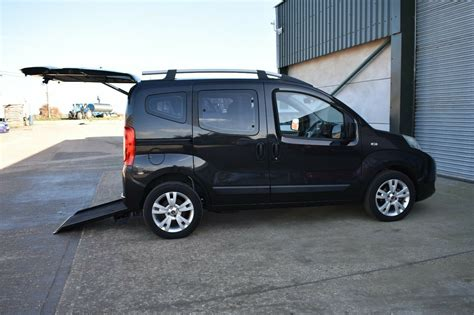 soldfiat qubo  automatic wheelchair accessible