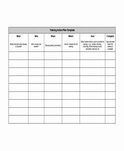 top result 72 unique team training plan template image With team training plan template