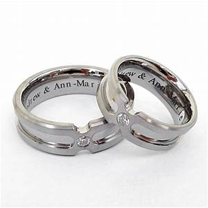 A new rings trend engraved style wedding planning for Wedding ring engraving
