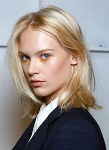 Blonde Mittellange Haare : schulterlange haare frisuren aktuelle und neue trends 2019 ~ Frokenaadalensverden.com Haus und Dekorationen