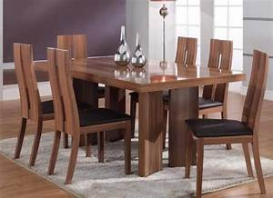 16, Fascinating, Wooden, Dining, Table, Designs, For, Warm, Atmosphere, In, The, Dining, Area