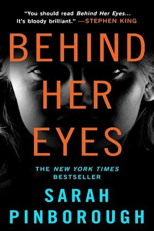 The netflix thriller behind her eyes kicks off with a pair of chance encounters that behind her eyes adapts sarah pinborough's twisted novel with thrilling results, and series lead simona brown has opened up about the new miniseries'. 16 Books with Plot Twists Even Bestselling Authors Didn't ...