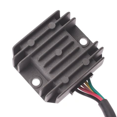 Pin Wire Rectifier Voltage Regulator With