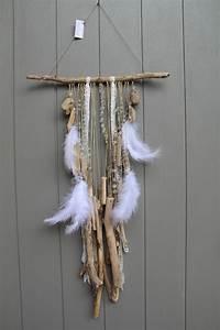 Mobile Bois Flotté : 25 best ideas about feather mobile on pinterest feather ~ Farleysfitness.com Idées de Décoration