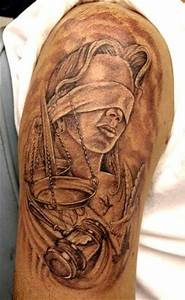 21 best Lady justice tats images on Pinterest | Tattoo ...
