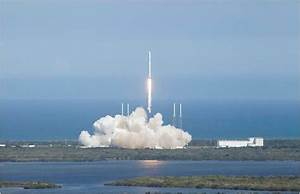 SpaceX Falcon 9 rocket launch (sort of) a success ...