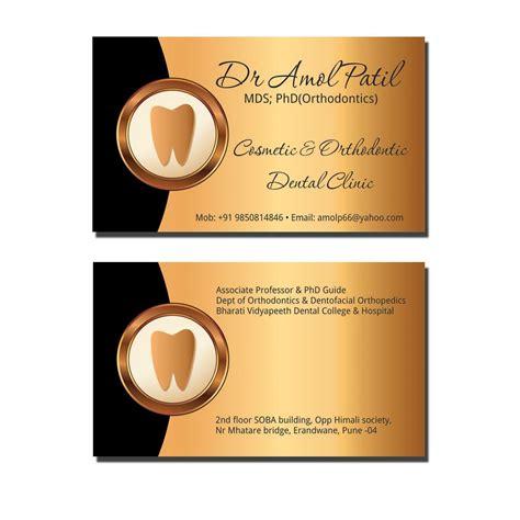 dental doctor visiting card visiting cards dental