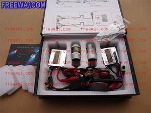 Sivslen Xenon Hid Head Light Conversion Kit