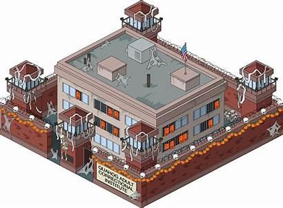 Guy Stuff Quest Halloween Quahog Prison Building