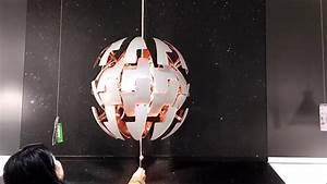 Todesstern Lampe Ikea : ikea ps 2014 lamp death star youtube ~ A.2002-acura-tl-radio.info Haus und Dekorationen