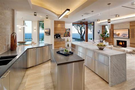 upscale kitchen design 18 inspirational luxury home kitchen designs 3093