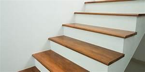 Deco Marche Escalier : tendance d co peindre ses escaliers laforet ~ Teatrodelosmanantiales.com Idées de Décoration