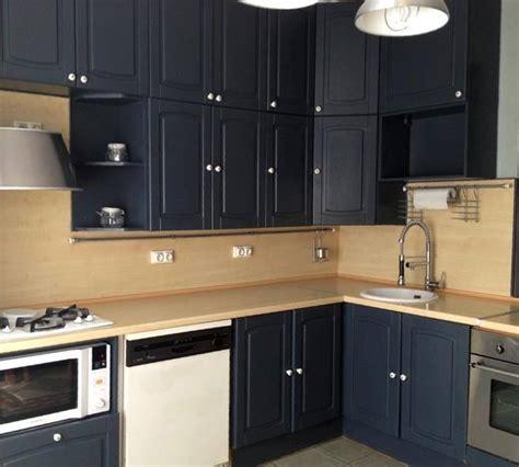 customiser une cuisine en chene comment moderniser une cuisine rustique eleonore déco