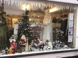 christmas window displays congratulated by high bailiff stratford herald