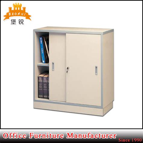 Small Metal Cupboard by China Half Height Knock Steel Office Furniture