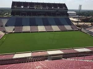 Memorial Stadium Ou Seating Chart Oklahoma Memorial Stadium Section 108 Rateyourseats Com