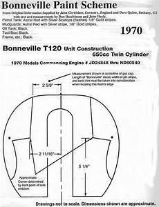 Triumph Bonneville T120 Wiring Diagram