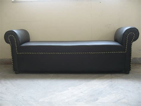 Black Settee by Black Settee Used Furniture For Sale