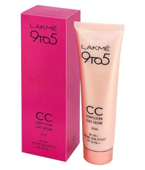 JMDE 9to5 CC Cream Natural 30 gm: Buy JMDE 9to5 CC Cream ...