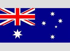 Flag Australia printable flags