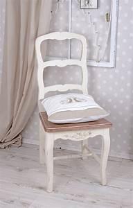 Shabby Chic Stuhl : vintage holzstuhl franz sischer landhausstil stuhl shabby chic esszimmerstuhl ebay ~ Eleganceandgraceweddings.com Haus und Dekorationen