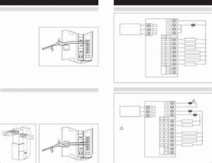 Aprilaire 8910 Installation Hvac Wiring Diagrams