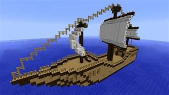 Minecraft Boat Template