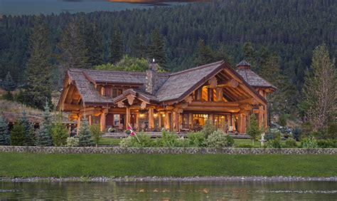 open floor plans with large kitchens pioneer log homes log cabins the timber