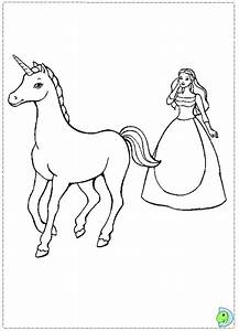 Free coloring pages of barbie and swan lake
