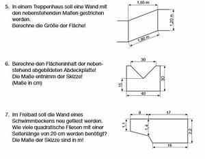 Ionisierungsenergie Berechnen : umfang fl che und umfang textaufgabe wand im treppenhaus und von schwimmbad sowie ~ Themetempest.com Abrechnung