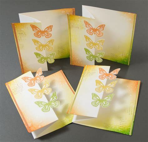816 Best Cards With Die Cuts Images On Pinterest