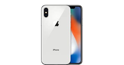 iPhone X 256GB Silver (GSM) T-Mobile - Apple