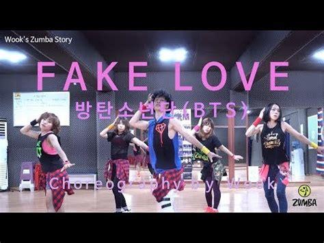 Fake Love  Bts ( 방탄소년단 )  Kpop  Easy Dance Fitness