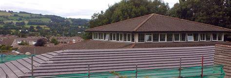 roofing contractors wrexham  ferrari roofing