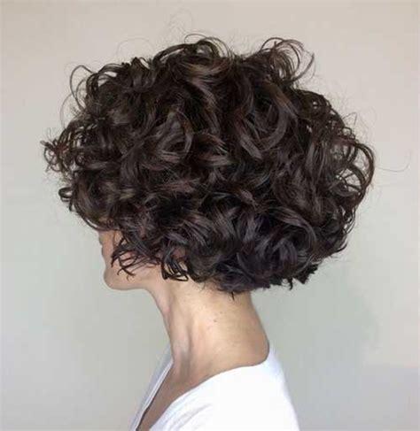 alternative  curly bob haarschnitte neue frisuren trends