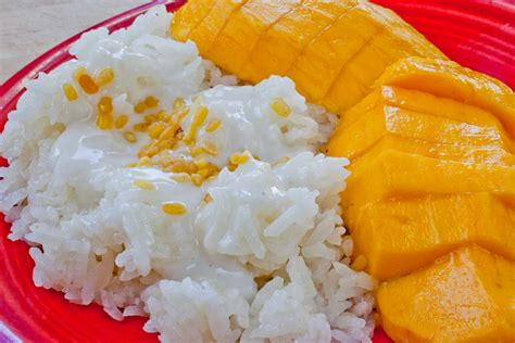 Sticky Rice (black And White) With
