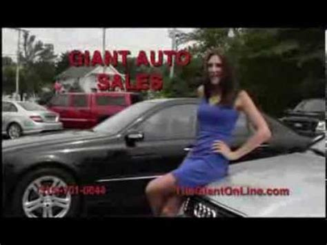 giant auto sales august   tv commercial youtube