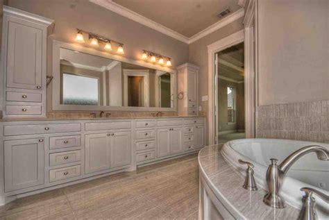 white cabinet  bathroom home furniture design