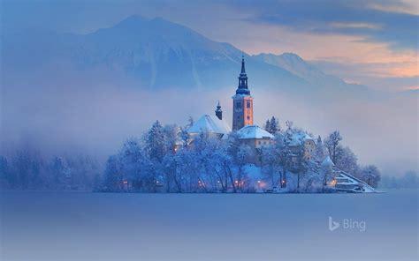 bing  winter theme  windows  pureinfotech