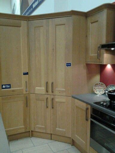 wickes larder kitchen corner larder cupboard pantry