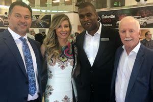 Nial Boatswain by Oakville Toyota Hosts Open House Canadian Auto Dealer
