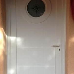 portes fermelec With porte d entrée pvc en utilisant fenetre hublot pvc