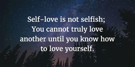 25 Best Self Love Quotes