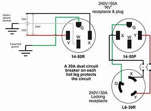 50 Amp Rv Wiring Schematic