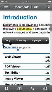 documents by readdlei clip css4 With documents readdle twitter