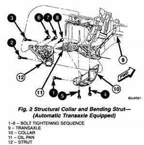 2003 Dodge Neon Crankshaft Positioing Sensor Engine
