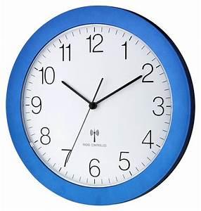 Radio Controlled Uhr Bedienungsanleitung : wanduhr funkuhr holz inspirierendes design f r wohnm bel ~ Watch28wear.com Haus und Dekorationen